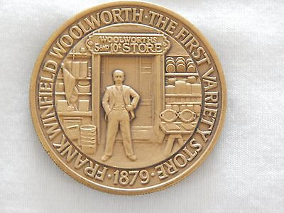 100th anniversary woolworth coin