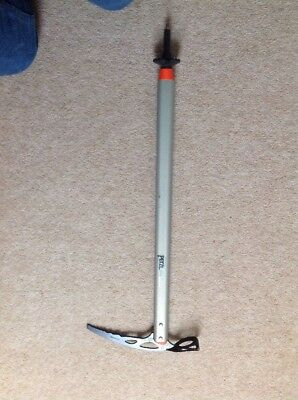 Ice Axe,pretzel Charlet Snow Scoping, Doubles As A Extendable Walking Aid