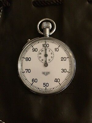 Tag Heuer 1/100 Vintage Stopwatch