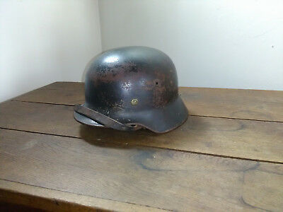 casque allemand ww2 original