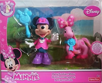 Fisher-Price Disney Minnie Mouse Pony Fashion Show