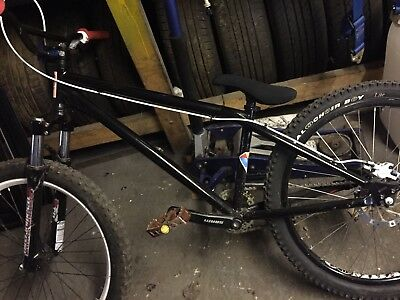 Identiti Frame dirt jump bike frame  dirt jumper