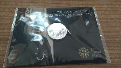 Sir Winston Churchill £20