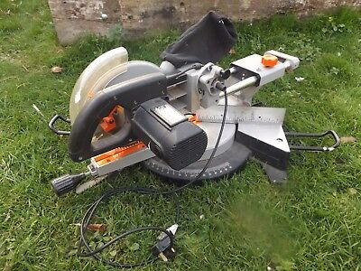 sip sliding mitre saw 240v