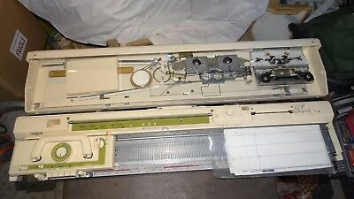 Brother Knitting Machine KH-881 in hard case