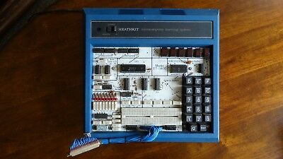 Heathkit MicroComputer Learning System ET-3400