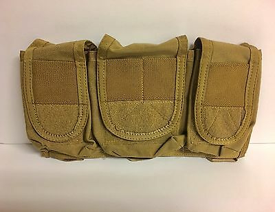 New Paraclete Coyote Brown Medical Firing System Pouch RLCS Ranger SOF SF CAG