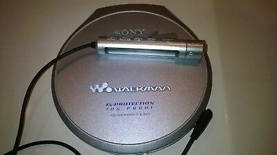 Sony D-EJ925 Walkman Portable CD Player  G-Protection