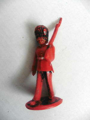 Lone Star Harvey Series  Plastic Toy  Guardsman Marching  Number 3 1960's Rare