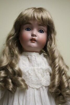 "Gorgeous 29"" Antique JD Kestner #171 Doll - perfect head"