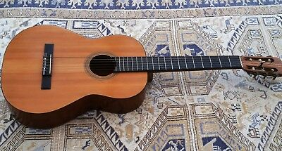 Hand Made Spannish Guitar Clifford Essex with Build Manual