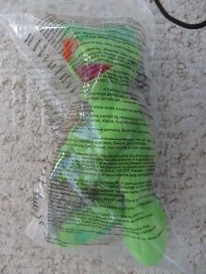 MacDonalds - Jim Henson's The Hoobs soft toy, Groove, still in sealed bag RARE