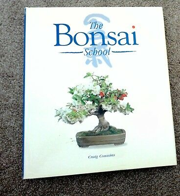 The Bonsai school by Craig Coussons