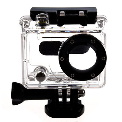 Waterproof Dive Housing Case Skeleton With Lens For Gopro Hero 2 Camera PK C8I8