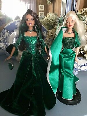Holiday Barbies Lot Of Two