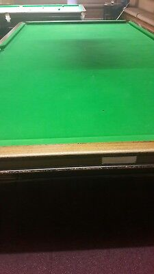 Snooker Table Full Size Match Table