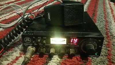 communicator cb radio transceiver