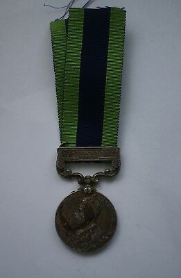 1908 India General Service Medal, Afghan NWF 1919 bar to the 2/12th Pioneers