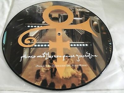 Prince - Love Symbol - Mexican Pic Disc Vinyl - PDC1