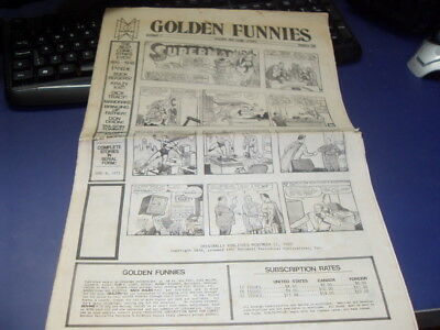 Golden Funnies (Golden Age Comic Strips Usa) Issue 2  1939  Superman