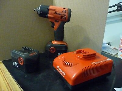 Snap On 14.4 cordless Impact drill