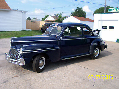 1942 Other Makes G90  1942 Mercury 29A Coupe