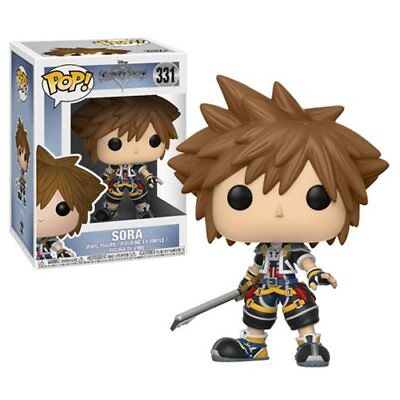 Funko Pop! Kingdom Hearts Sora Figure (Preorder)