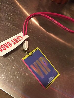 Lady Gaga Joanne World Tour Laminate/phone Cable