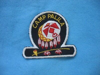 1960's BSA Camp Palila Louisville Mississippi patch.
