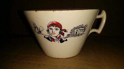 Old Antique ....... Gypsy Fortune Telling Cup