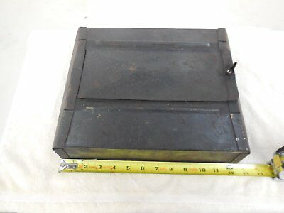 1937 1938 1939 1940 1941 Plymouth Dodge Chrysler Desoto Battery Box