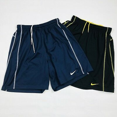 Lot of 2 Nike Dri-Fit Men's Athletic Running Shorts Size Medium
