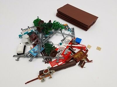 Ertl Farm Country mixed lot of parts pieces 1/64 scale