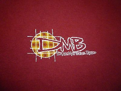 Dave Mathews Band Shirt ( Used Size L ) Good Condition!!!