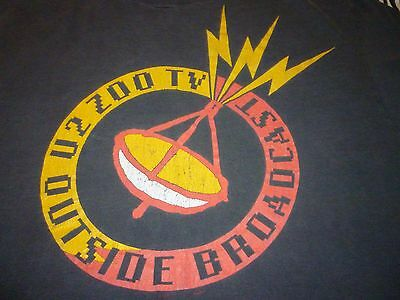U2 Vintage Tour Shirt ( Used Size XL ) Used Condition!!!