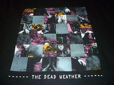 The Dead Weather Shirt ( Used Size L ) Nice Condition!!!