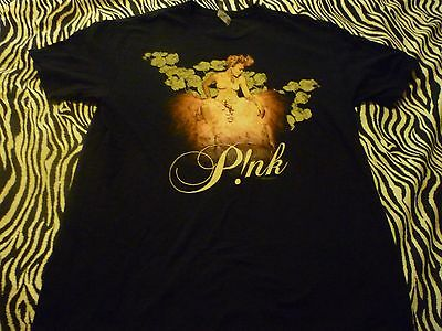 Pink Tour Shirt ( Used Size L ) Very Nice Condition!!!