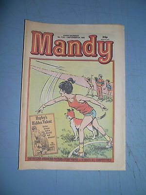 Mandy issue 1132 dated September 24 1988