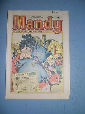 Mandy issue 1114 dated May 21 1988