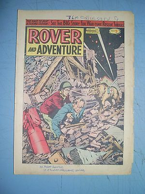 Rover issue dated April 13 1963