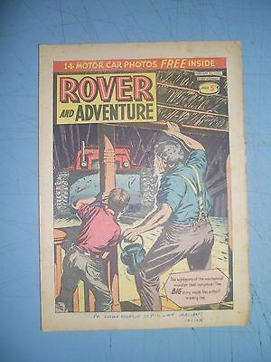 Rover issue dated February 23 1963