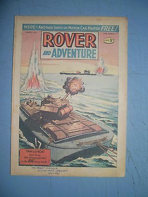 Rover issue dated March  2 1963