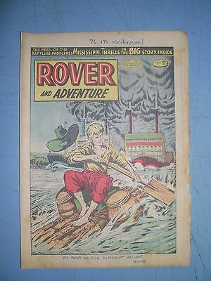 Rover issue dated May 11 1963