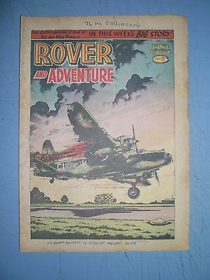 Rover issue dated May 4 1963