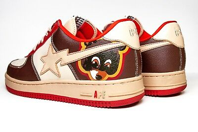 e4a3dfa4053 Kanye West x Bape Sta 0607FS-001 College Dropout Bear Size 13 A Bathing Ape