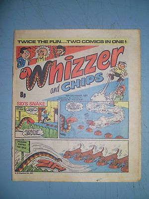Whizzer and Chips issue dated December 10 1977