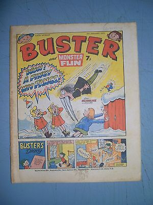 Buster issue dated January 8 1977