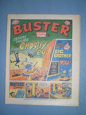Buster issue dated December 17 1977
