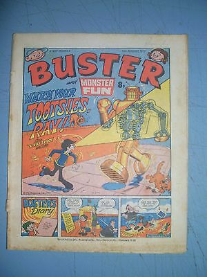 Buster issue dated August 13 1977