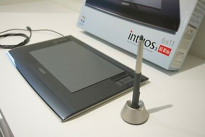 Wacom Intuos 3 A5 wide 6x11 graphics tablet